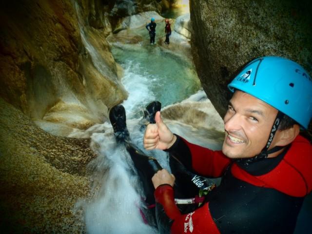 Canyoning en Ossau