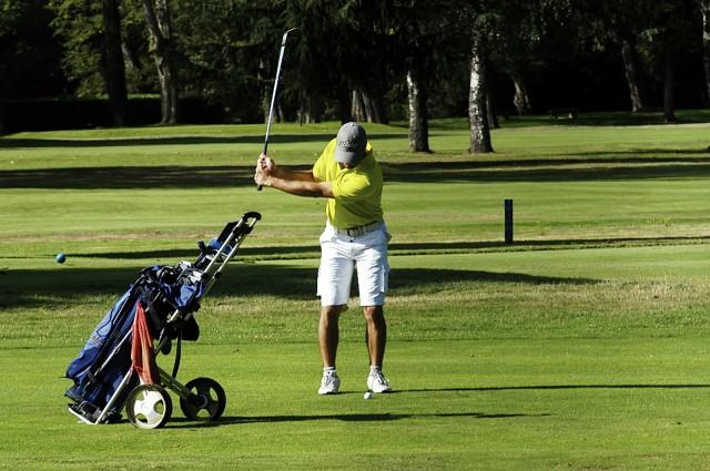 Swing au Pau Golf Club